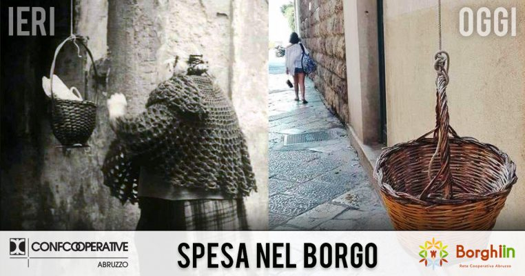 BORGHIIN Spesa nel BorgoBORGHIIN Spesa nel Borgo